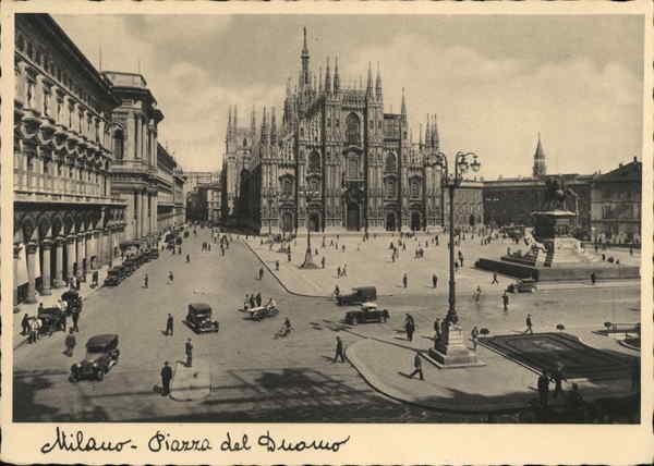 Piazza del Duomo, Cathedral Square