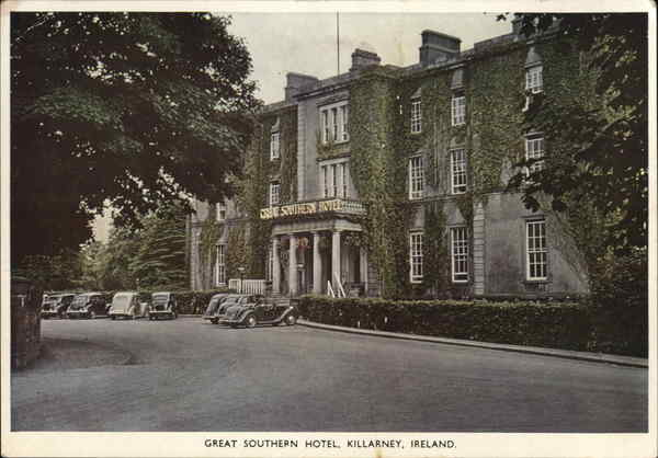 Great Southern Hotel Killarney Ireland