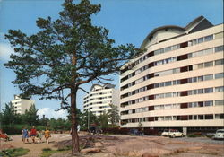 Tapiola Garden City, Planner and Building Housing Foundation
