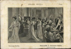 Grand Opera - Nouveau Buffet
