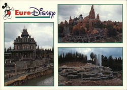 Euro Disney Scenes and Rides - Frontierland