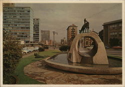 C.N.A. Fountain, Braamfontein near Witwatersrand University