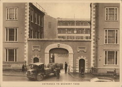 Guinness - Entrance to Brewery Yard