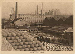Guinness Brewery Cooperage Yard