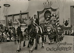 Parade - Greetings from Oktoberfest
