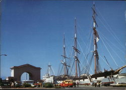 Balclutha at Fisherman's Wharf
