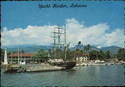 Lahaina Yacht Harbor
