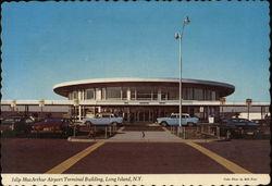 Islip MacArthur Airport Terminal Building