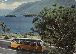 Alpine Postal Bus