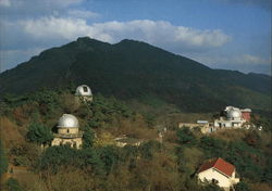 Observatories on the Purple and Gold Mountains