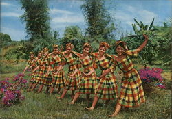 Women in Matching Outfits Performing Dance, Itik-Itik