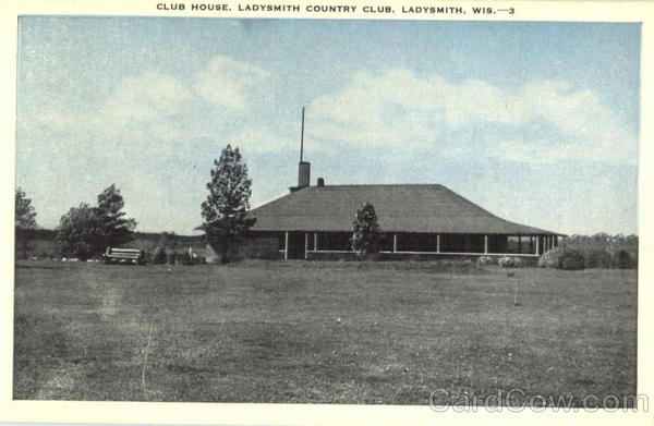 Club House Ladysmith Wisconsin