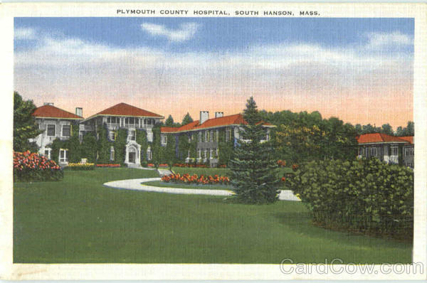 Plymouth County Hospital South Hanson Massachusetts