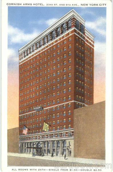 1000 8th ave new york ny hotels