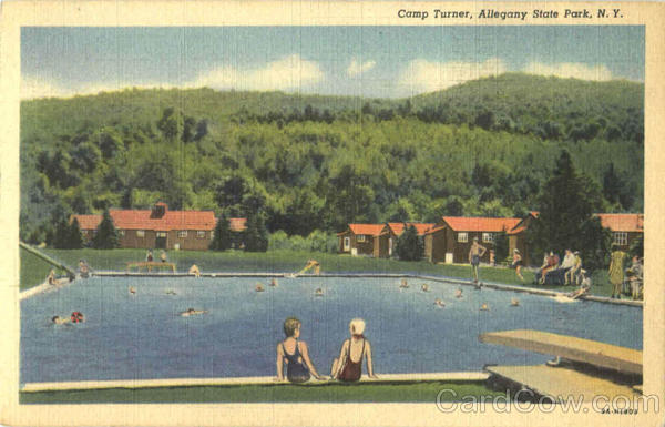 Camp Turner, Allegany State Park New York