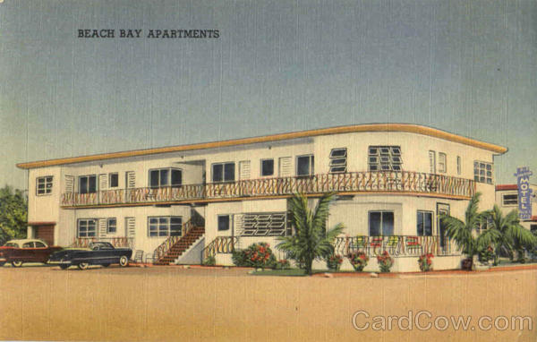 Beach Bay Apartments, 8545 Harding Ave Miami Florida
