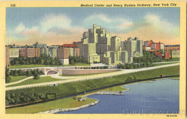 Medical Center And Henry Hudson Parkway New York City