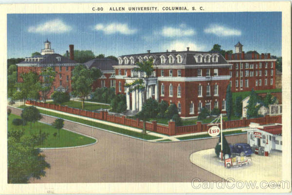 Allen University Columbia South Carolina