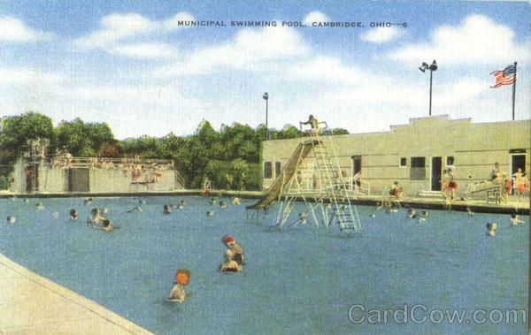 municipal swimming pool cambridge oh