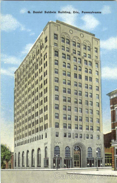G. Daniel Baldwin Building Erie Pennsylvania