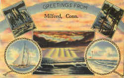 Greetings From Milford