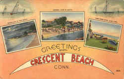 Greetings From Crescent Beach