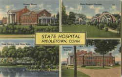State Hospital Middletown