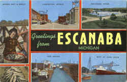Greetings From Escanaba