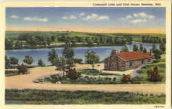 Cottonmill Lake And Club House