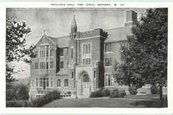 Phillip's Hall For Girls