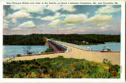 New Niangua Bridge Over Lake Of The Ozarks, Route 5