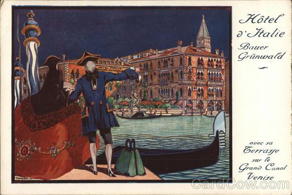 Hotel d'Italie, Bauer Grunwald