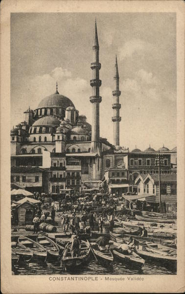 Mosquee Validee