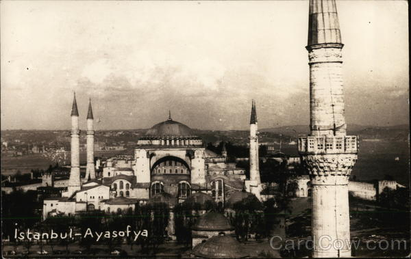 Istanbul Aya Sofia Turkey Greece, Turkey, Balkan States