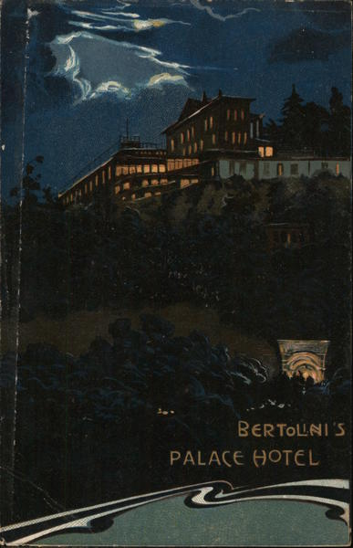 Bertolini's Palace Hotel