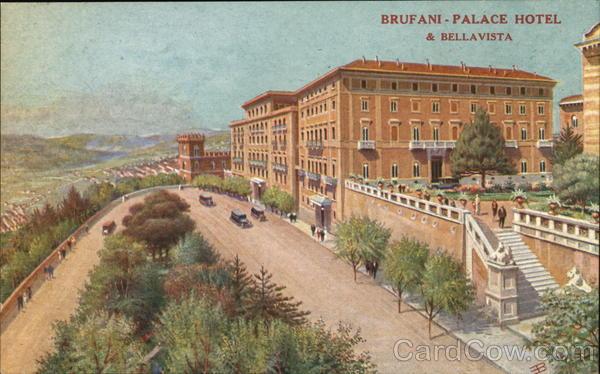 Brufani - Palace Hotel