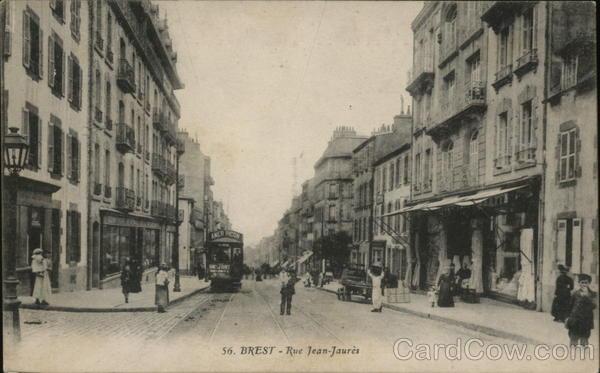Rue Jean-Jaures