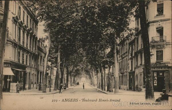 Boulevard Henri-Arnaud