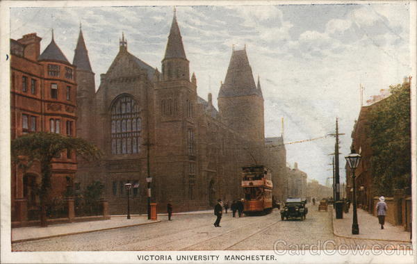 Victoria University, Manchester United Kingdom Greater Manchester