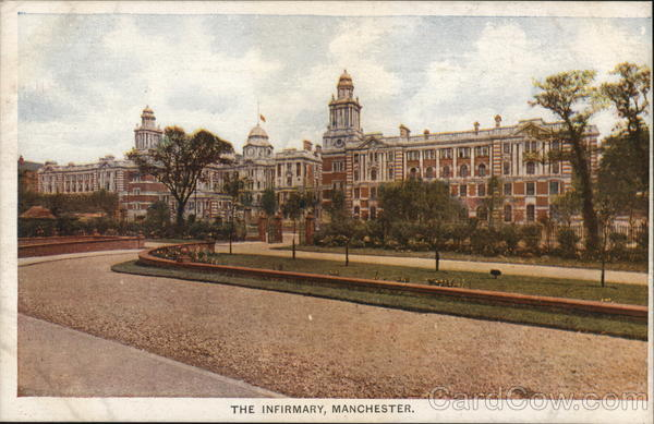 The Infirmary Manchester England Greater Manchester
