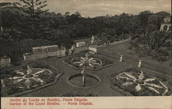 Garden of the Count Botelho