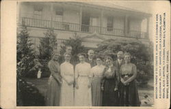 American Friends, Missionaries in Japan H.E. Coleman's Home