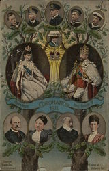 King George V, Queen Mary and Family