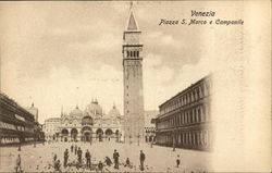 Piazza San Marco and Campanile