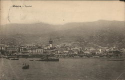Funchal from the Sea