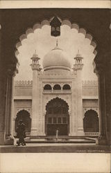 Indian Court - British Empire Exposition 1924
