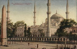 Mosque of Sultan Ahmid
