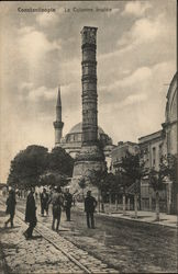 Column of Constantine or Burnt Pillar
