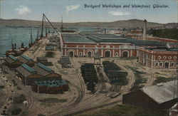 Dockyard Workshops and Waterfront