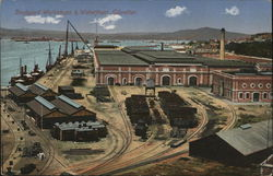 Dockyard, Workshops & Waterfront